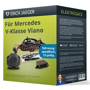 Für Mercedes V-Klasse Viano E-Satz 13-pol spezifisch ABE Erich Jaeger