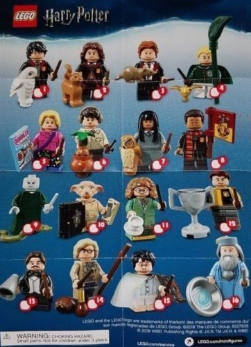 Lego To Harry Potter fantastique bêtes Minifigures 71022 Choix 4 To Lego obtenez 1 GRATUIT b8faf7