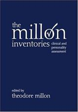 the millon inventories clinical and personality assessment 1997