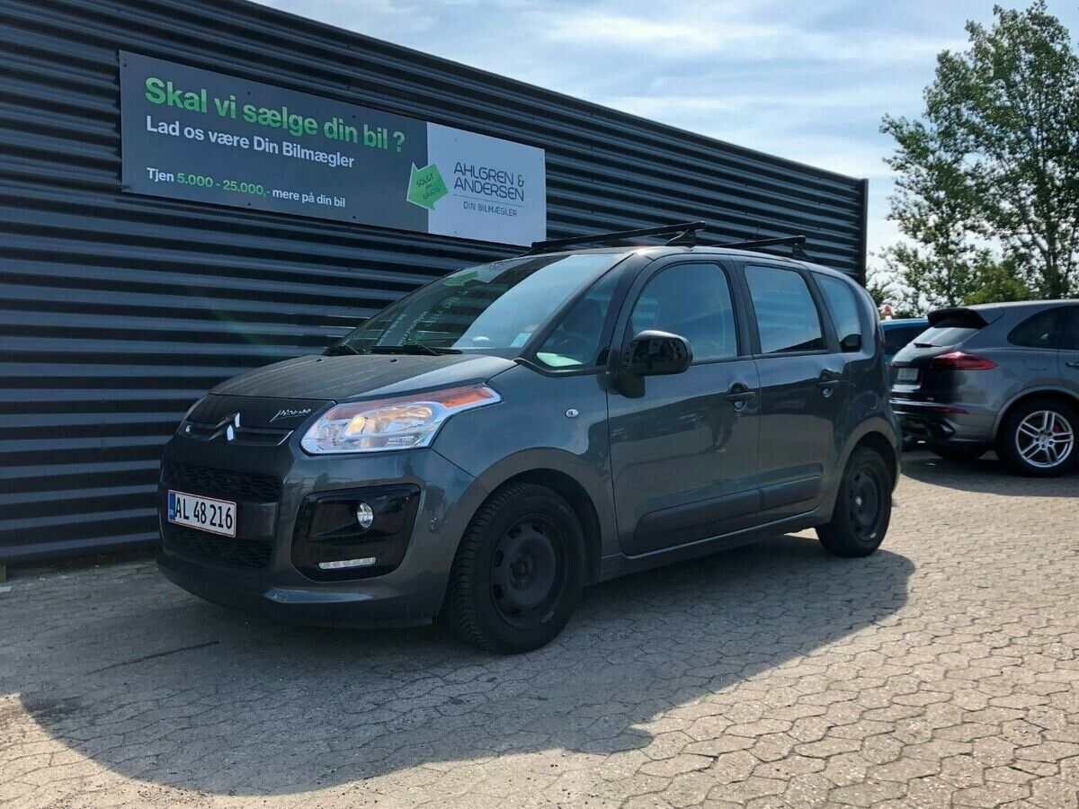 Citroën C3 Picasso 1,4 VTi Seduction 5d