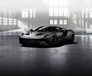 Image Is Loading Ford Gt Poster Multiple Sizes Hot Amp Y