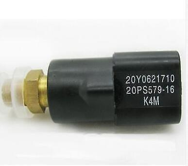 Pressure switch sensor 20Y-06-21710 for Komatsu PC-6//7 excavator 6D95 engine