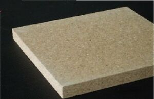 WOODWARM Wildwood 6kW Replacement Vermiculite Back Brick