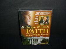 George W Bush Faith in the White House DVD Movie