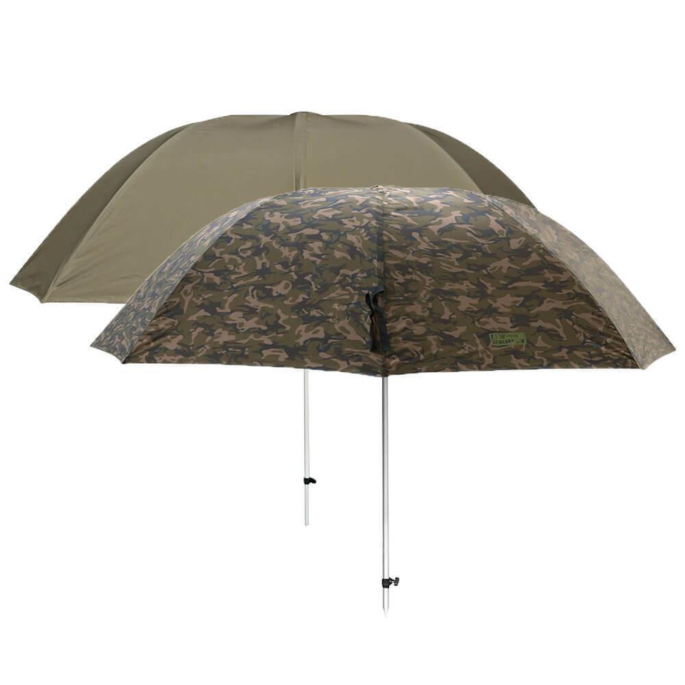 Fox Brolly paraguas sombrilla angel paraguas angel accesorios paraguas pesCoche