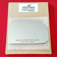 Mirror Glass 01-04 Toyota Tacoma Passenger Side Manual Fast Shipping