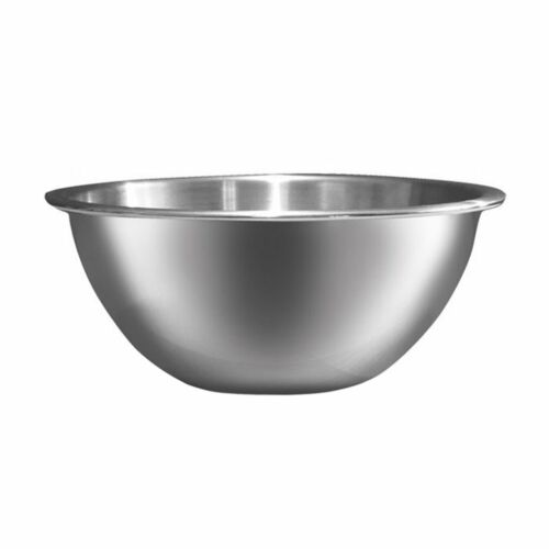 Multi-Purposes Stainless Steel Prevent Splash Egg Beating Pan Mixing zx