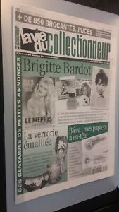 Revista Dibujada La Vida de La Colección Viernes 6 Abril 2001 N º 361 Bardot