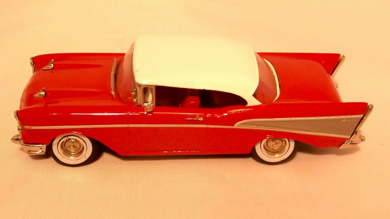 1957 1957 1957 Chevrolet Bel Air Congreenible - Rare Western Models 1 43 - 1 43 Scale WMS44 77fe8e