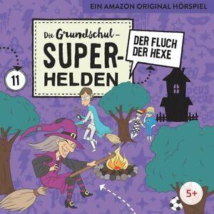 Die-Grundschul-Superhelden-Folge-11-Der-Fluch-der-Hexe-CD-NEU-OVP