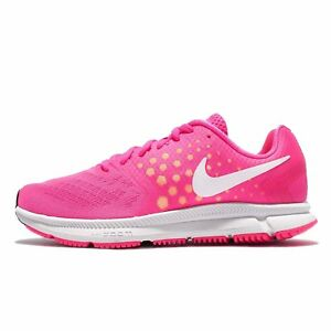 8723f800f8ea Nike Women s Zoom Span Running Shoe Hyper Pink White 852450 600 sz9 ...