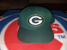 Green Bay Packers NFL vintage snap back baseball hat/cap