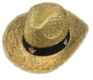 Cooler-Havana-Club-Strohhut-Havanna-Stroh-Hut-Sonnenhut-Benjy-Straw-Hat