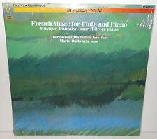 MV1025 Taffanel Enesco Faure Debussy French Music For Flute And Piano Duchemin