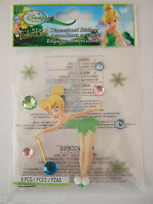 ~TINKERBELL GEMS~ Dimensional Stickers DISNEY JOLEE'S EK SUCCESS; Tink, Fairies