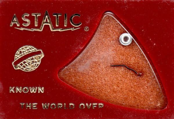 Astatic Stylus / Needle N640-1d 1mil Diamond Shure