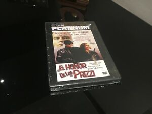 Il Onore De Los Prizzi DVD Jack Nicholson Kathleen Turner Anjelica Huston