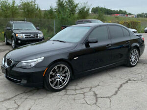 2008 BMW 5 Series 4dr Sdn 535i RWD