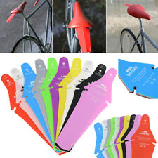 Decorative Bike Accessories Rear Fenders Bicycle Part Mudguard Saddle Savers