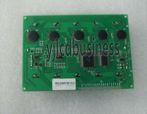 compatible MGLS240128 V3.2 MGLS240128T  lcd display screen panel 100/% tested