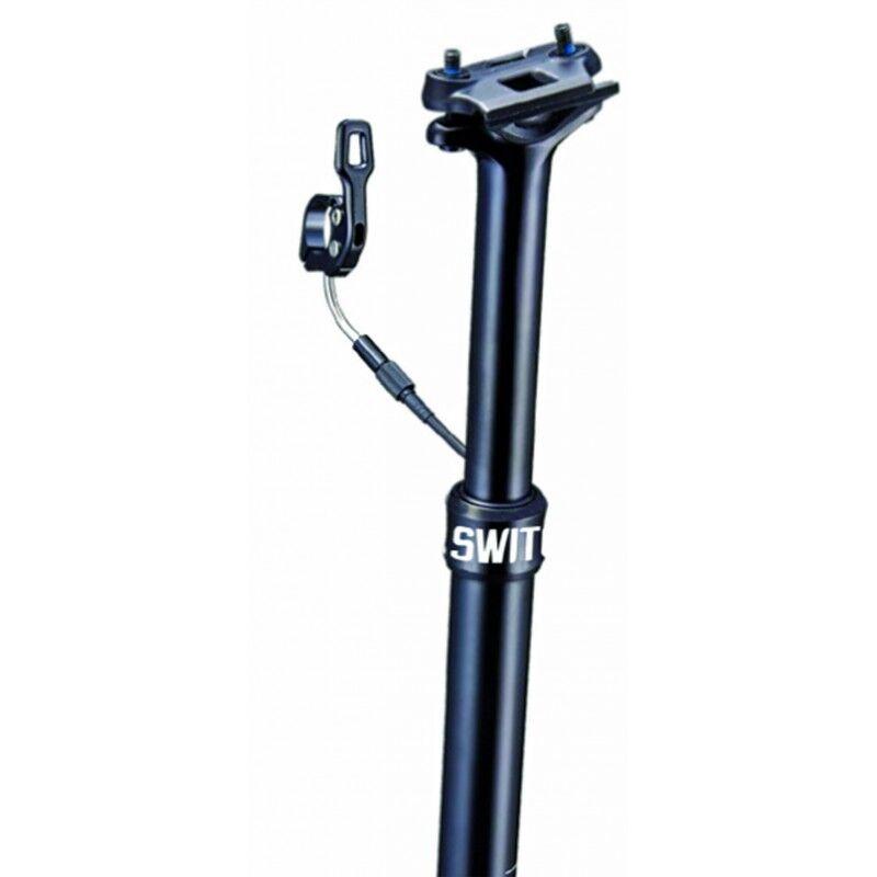 SWITCH REGGISELLA TELESCOPICO 31.6 mm CAVO INTERNO SW-125