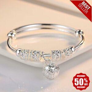Details About Valentine Authentic Pandora Bracelet Bangle Women Silver European Charm Gift New