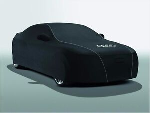 NEW GENUINE AUDI A4 B9 SALOON INDOOR CAR PROTECTION COVER
