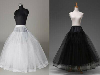 RULTA 3 8 Layers Tulle no Hoop Wedding dress Petticoat Underskirt Crinoline H1