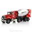 KDW-1-50-Scale-Diecast-Cement-Mixer-Truck-Construction-Equipment-Vehicle-Model miniature 2