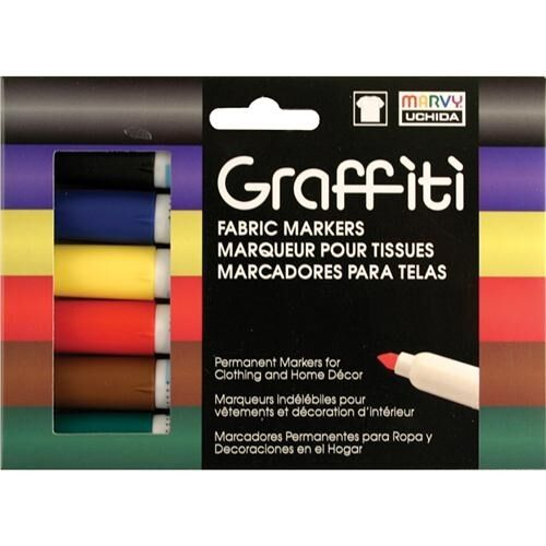 Uchida Graffiti Fabric Marker - 157438