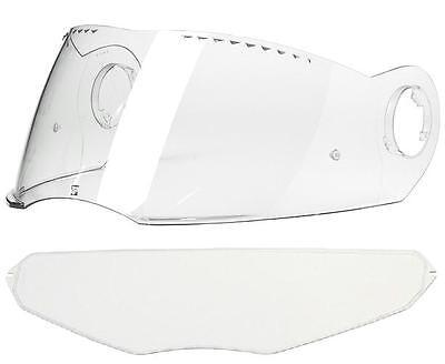 visier schuberth c3 klar mit pinlockscheibe ebay. Black Bedroom Furniture Sets. Home Design Ideas