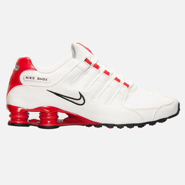 Nike Shox NZ 378341-110 Homme Taille 7.5 US  15 Brand New in Box