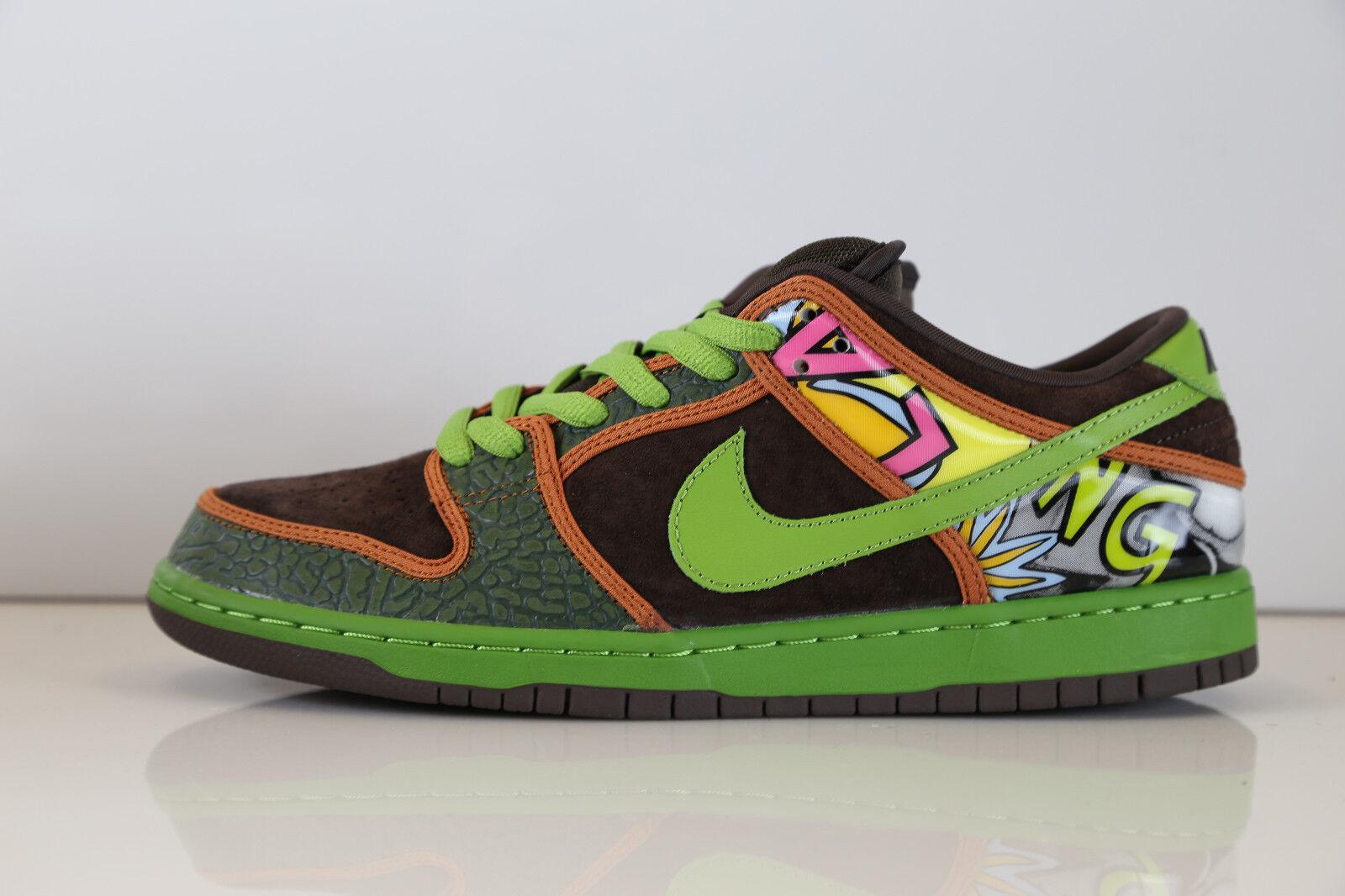 Nike Dunk Low Premium SB De La Soul 789841-332 4-13 supreme 1 hi  5