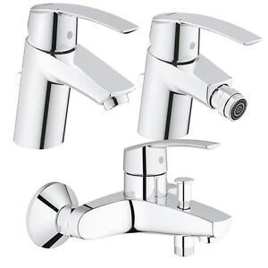 Grohe start rubinetteria da bagno completa serie miscelatori bidet lavabo vasca ebay - Rubinetteria lavabo bagno ...