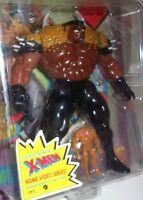 Toy Biz 1993 X-men Tusk Figure Uncanny X-men The Evil Mutants 5 Sharp