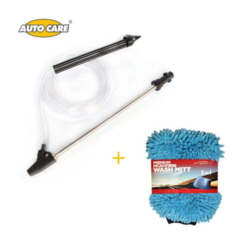 Sand Blasting Wet Pressure Washer Sandblasting Kit For Karcher K Series+glove