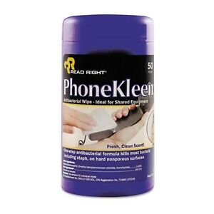 Read-Right Phone Kleen Pads - RR1403