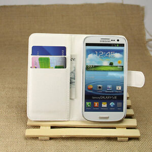 Wallet-Card-Holder-PU-Leather-Flip-Stand-Case-Cover-For-Samsung-Galaxy-S3-i9300