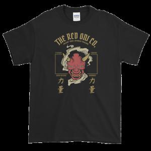 THE-RED-ONI-JAPANESE-DEMON-SAMURAI-TATTOO-GOTH-BIKER-MYSTIC-UNISEX-T-SHIRT-025