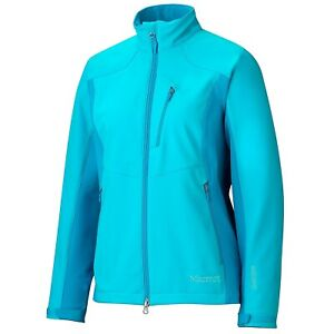 Was $200 Womens Marmot ROM Gore Windstopper Softshell Jacket size L large
