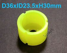 1pc D36xID23.5H30mm Small Rubber Insert Electric Glow Starter, US TH013A-01201