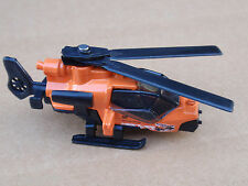 Matchbox MISSION HELICOPTER from 10 Pack LOOSE Orange