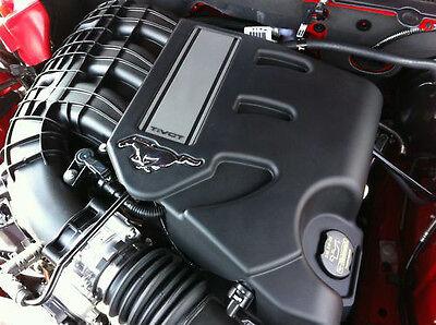 2011 2012 2013 2014  FORD MUSTANG V6 PERFORMANCE PACK ENGINE COVER OEM SHARP