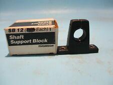 New Thomson Sb12 Shaft Support Block