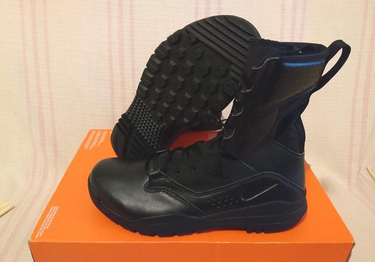 Nike filiale sfb campo 2 8 nero, stivali militari speciale sul campo ao7507 001 44