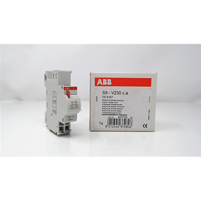 ABB SACE 1SD A046617 R1 230//240V Undervoltage Release Supply Voltage