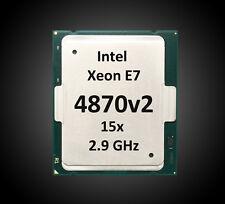 Intel Xeon E7-4870 v2 | 15x 2.3 - 2.9 GHz | CM8063601272606, SR1GN (D1), 2011-1