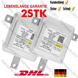 2X D3S Xenon Scheinwerfer Vorschaltger Ersatz 8K0941597E für VW AUDI Seat Skoda