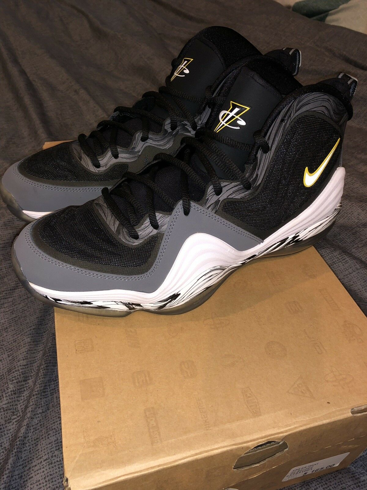Nike air penny 5 5 penny tour
