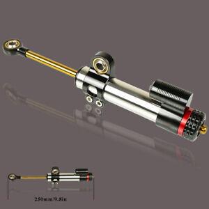 Adjustable-Moto-Amortisseur-Stabilisateur-de-Direction-Pour-Yamaha-YZF-R6-MT09